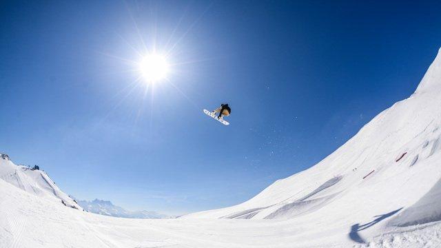 Audi Snowboard Serie