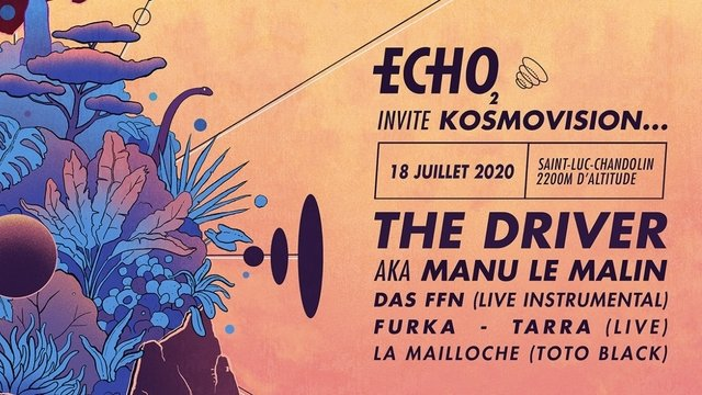 EchO2 Festival day party