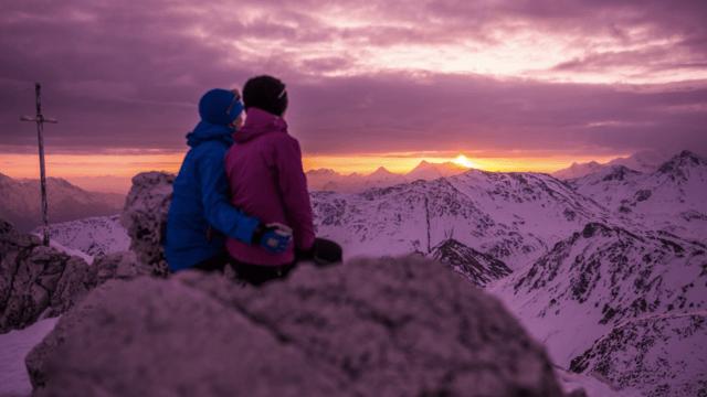 Sonnenaufgang in la BellaTola