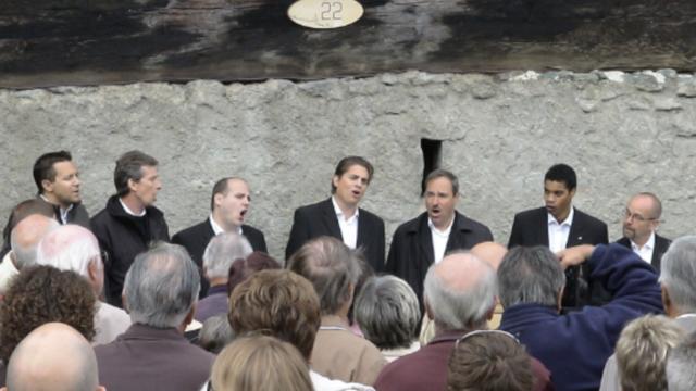 Männerchor-Treffen