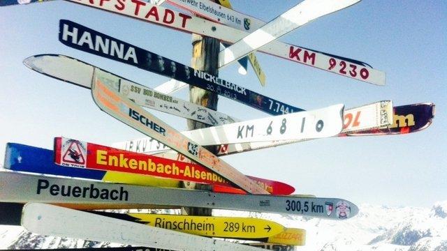 Ski-test