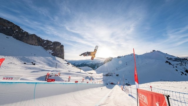 FIS European Cup - Freestyle