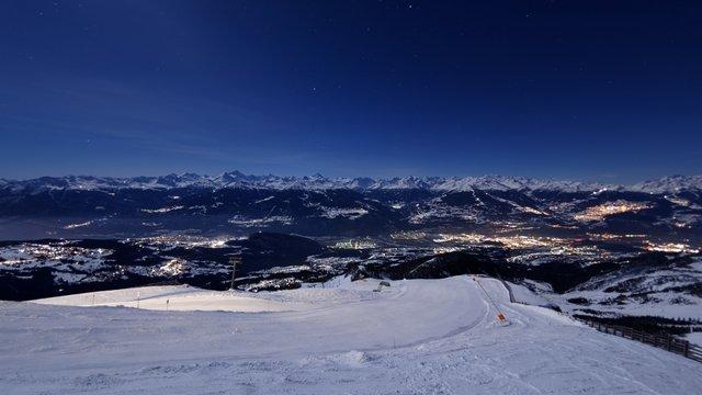 Ski touring evenings