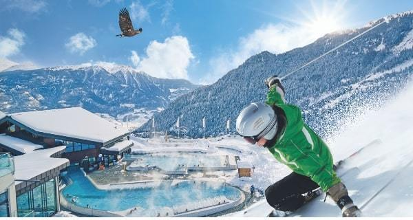 Ski und Thermal Baths