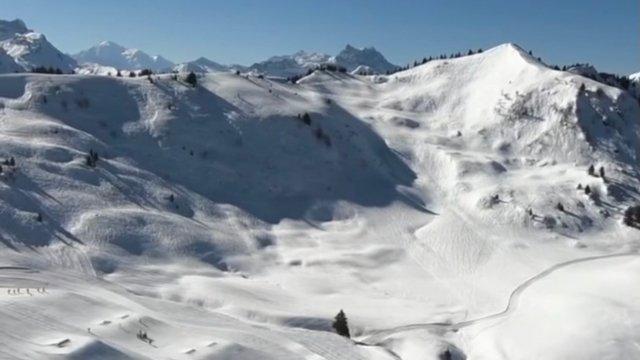 Skicross Villars-Gyon-Les Diablerets