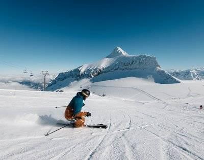 It's November, time to ski!