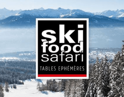 Ski Food Safari