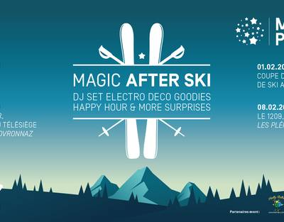MAGIC AFTER SKI