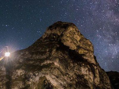 Astronomie au sommet